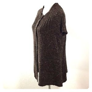 Charter Club Sweaters - Charter Club Brown Cardigan Size 0X